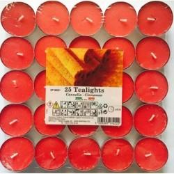 CANDELE TEALIGHTS 25 PZ...