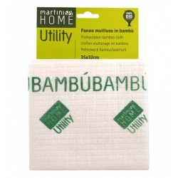 PANNO IN BAMBOO 100% BIO 35X32